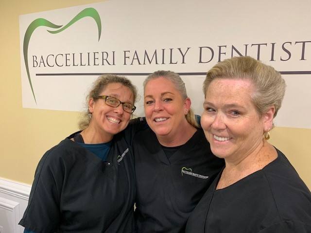 Baccellieri Family Dentistry assts